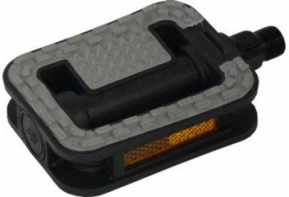 Popis produktu: Plastové pedály s úpravou proti smeknutí nohy kuličková ložiska, Fe osa odrazová sklíčka hmotnost: 397g/pár