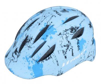 Přilba PRO-T Plus Avila In mold dětská světle modrá-matná
