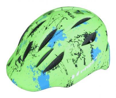 Přilba PRO-T Plus Avila In mold dětská zelená neon-matná