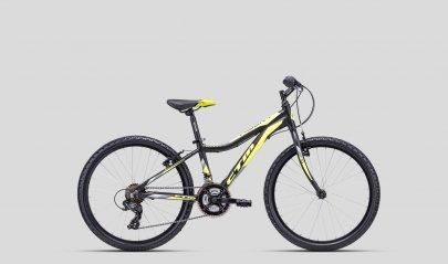 ROCKY 1.0 2020 černo-žluté