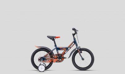 FLASH 2021 černo-oranžový