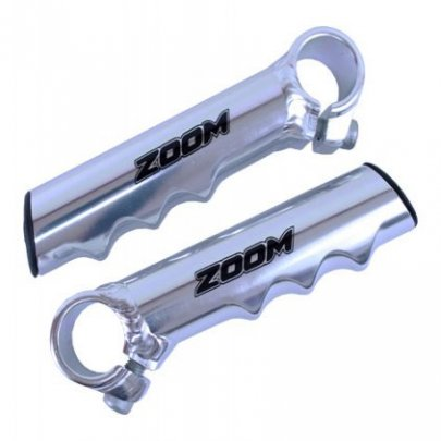 rohy ZOOM MT-A97 ergonomické stříbrné