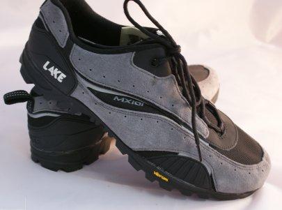 Tretry MTB MX 101-X, Grey/black /šedé/