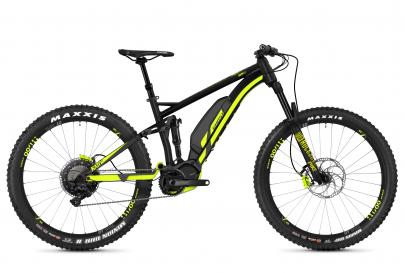 """HYB Kato FS S8.7+ black / yellow 2018 27,5+"""""""