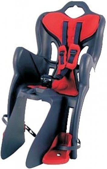 sedačka zadní BELLELI B-One na nosič tmavě modrá