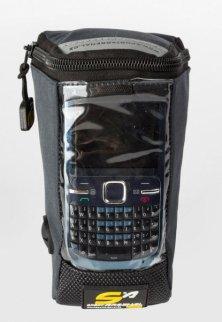 Art. 500 Brašna na řidítka s kapsou pro mobil - Brašny na řídítka - SNC - speciální a náročná cykloturistika - Cyklistické brašny
