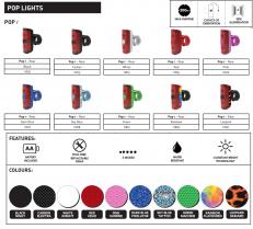 Světlo POP R - zadní 2018