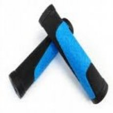 Gripy black/blue