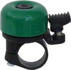 Zvonek Baby tmavě zelený