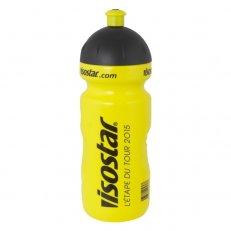 láhev ISOSTAR 0,65 l, výsuvný vršek, žlutá-EDT2015