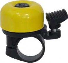 Zvonek Baby žlutý