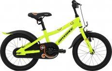 "Maxbike 16"" žluté reflex"