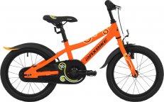 """Maxbike 16"""" matně oranžové"""