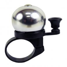 zvonek PROFIL JH-808, 31,8mm stříbrný