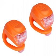 světlo sada PROFIL 267F-2B oranž.+267T-2B oranžová