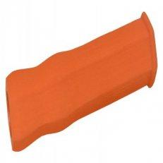 gripy PROFIL GR02 NBR 127mm oranžové
