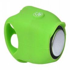 zvonek PROFIL elektronický silicon zelený