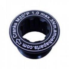 šroub do klik AMOEBA Al-CNC M20x27mm černý