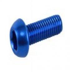 šroub na košík TL203A Al modrý