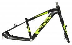 "rám 24"" MRX-Elite X7 13"" černo-zelený+vidlice"