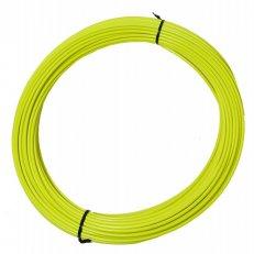 bowden brzdový ALHONGA 2P 5mm-50m světle žlutý /cena za 1m/