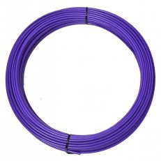 bowden brzdový ALHONGA 2P 5mm-50m fialový /cena za 1m/