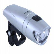 světlo přední PROFIL 365 3-Watt stříbrné