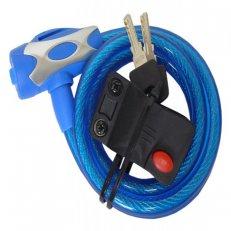 zámek TONYON TY-555, 12x1200 modrý