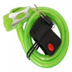 zámek TONYON TY-555, 12x1200 zelený