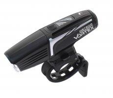 světlo přední MOON VORTEX 600lm USB černé
