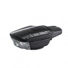 světlo přední MOON MIZAR 1LED USB 40lm černé