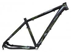 "rám 27,5"" MRX-Elite X8 černo-zelený"