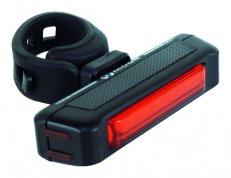 světlo zadní MOON COMET R USB nabíjecí černé