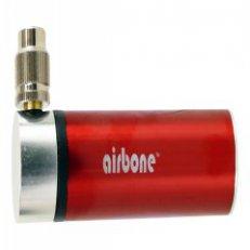 hustilka AIRBONE ZT-702 mini Al červená