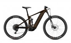 GHOST E-Riot Trail CF Advanced Chocolate/Brown 27.5 - S 2021