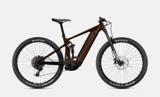 Ghost E-Riot Trail CF Advanced - Chocolate / Brown 2021