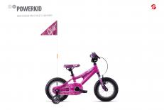 Powerkid 12 pink / violet 2018