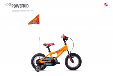 Powerkid 12 orange / red 2018