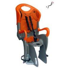 sedačka zadní BELLELI Tiger Relax černo-oranžová